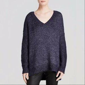 Vince Wool Silk Blend Sweater